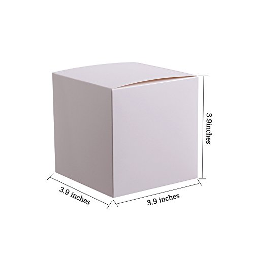 Medium Square Boxes - Ezek Square Gift Box For All Giving Occasions Pack of 12