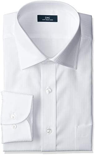 SMC CONTEMPORARY 長袖メンズ ワイシャツ CMD093 メンズ