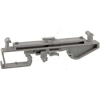 Terminal Block Tools & Accessories DIN RAIL MOUNTG FOOT GREY