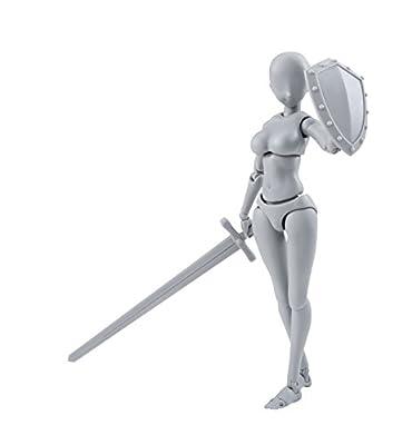 Grey Tamashii Nations Body-Chan Takarai Yabuki Kentaro Figure [Bandai] review