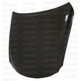 SEIBON 08-09 Lexus ISF/IS-F Carbon Fiber Hood - Oem Oem Hoods Seibon