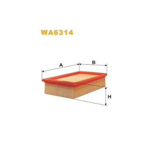 Wix Filter WA6314 Air Filter: