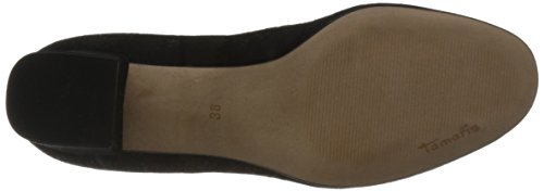 Women's 007 Uni 1 22305 1 Black Tamaris Shoes 20 Court gdqRqZw