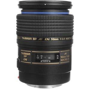 Tamron AF 90mm f/2.8 Di SP A/M 1:1 Macro Lens for Sony Digital SLR Cameras (Model 272ES) by Tamron