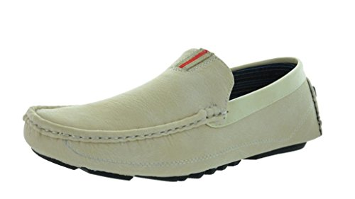 PEPE-2 Bruno HOMME MODA ITALY Men's Fashion Driving Casual Loafers Boat shoes