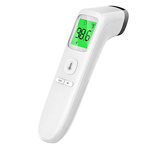 Touchless Thermometer-Forehead Thermometer with
