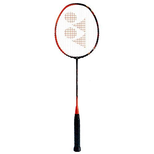 YONEX Astrox 69 Strung Badminton Racquet  Orange, G4, 85 92 Grams, 29 pounds