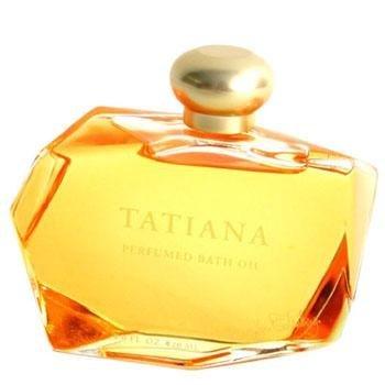 Diane Von Furstenberg Bath Oil - Diane Von Furstenberg Tatiana Perfumed Bath Oil 120ml/4oz