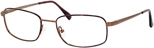 Amazon.com: Eyeglasses Safilo Elasta 7104 0R69 Havana Copper ...