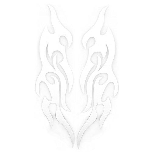 Buy automotive flame stencil
