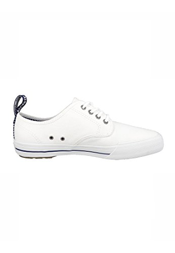 Canvas Shoe White Pressler Mens Dr Martens ItqwZRZO