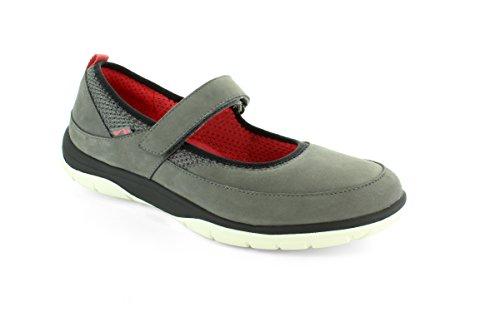 Strive Shoe Orthotic Footwear Grey Charcoal Active Idaho w0rfTqxR0
