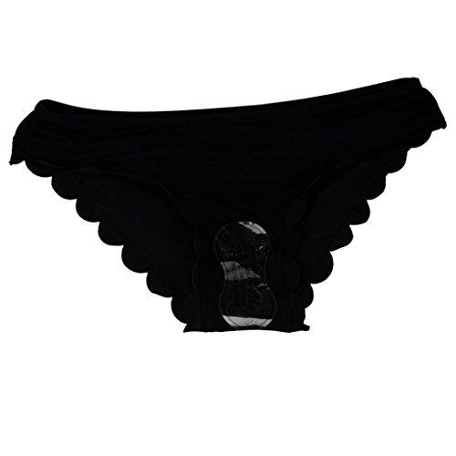 Bademode Transer® Damen Trägershirts Tops+Slip Badeanzug Zweiteilig Swimsuit Strandmode OOFpu4VA59