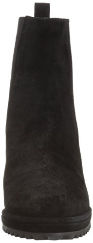 Ankle Castañer Boot Black Women's Qufu pwwqE0