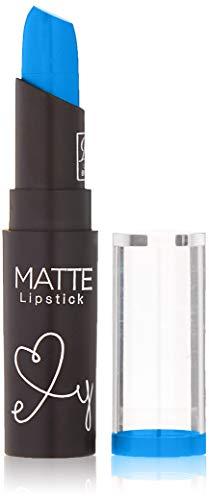 Ruby Kisses Ultra Matte Super Rich Lipstick 3.5g/0.12oz (RMLS21 BLUE LAGOON) ()