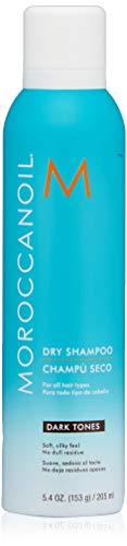Moroccanoil Dry Shampoo Dark Tones, 5.4 Fl. Oz. (The Best Dry Shampoo For Dark Hair)