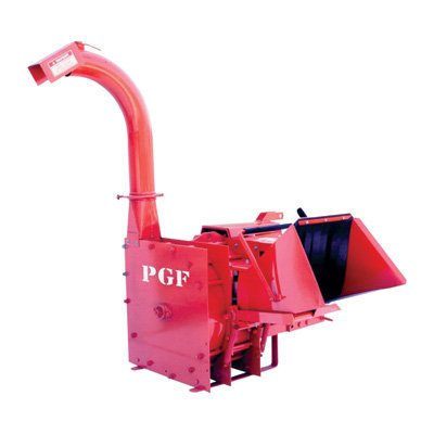 PGF PTO Wood Chipper - 6in. Capacity, Model# WCP600 by PGF