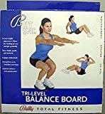 Bally Total Fitness Fit Gear Tri Level Balance Board