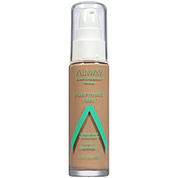 4593c2153 Almay Clear Complexion Make Myself Clear Makeup, Sand, Hypoallergenic,  Dermatologist-tested,