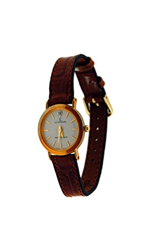 Le Chateau Women's Round Brown Leather ()