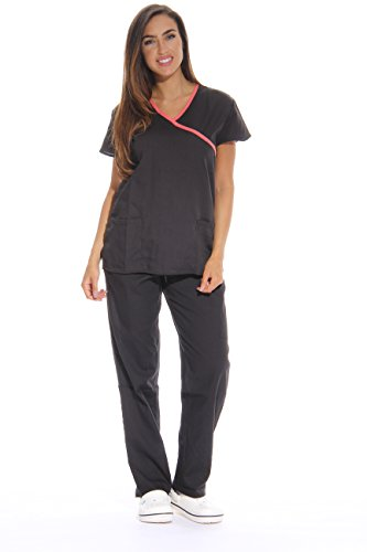 Just Love 11139W Women's Scrub Sets/Medical Scrubs/Nursing Scrubs - XS