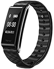 Huawei Waterproof Color Band A2 Activity Tracker for Smartphone - Black