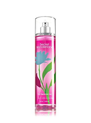 3 Piece Bath Body Works Secret Wonderland Fragrance Gift Set- Body Lotion, Shower Gel, and Fragrance Mist Secret Wonderland
