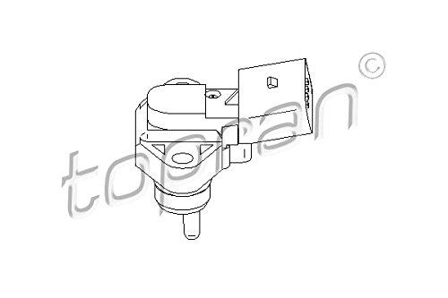 Intake Manifold Pressure Sensor MAP Fits SEAT Inca VW Polo 1.0-1.4L 1991-2005