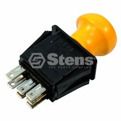 Stens # 430-180 Pto Switch for CUB Cadet 925-3233, CUB Cadet 725-3233, Delta 6201-308, MTD 925-3233, MTD 725-3233CUB Cadet 925-3233, CUB Cadet 725-3233, Delta 6201-308, MTD 925-3233, MTD 725-3233