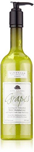 Antioxidant Collection - V.C. Grapes VC Grapes Vineyard Collection Eco-Organic Antioxidant Skin Moisturizer Lotion 12 oz