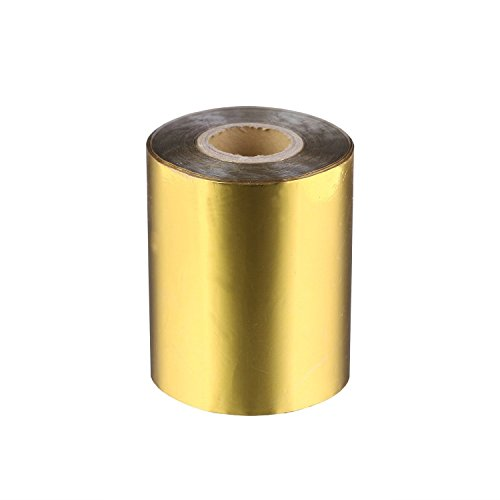 CNCShop Hot Foil Stamping Paper Gold Hot Foil Stamp Roll ...