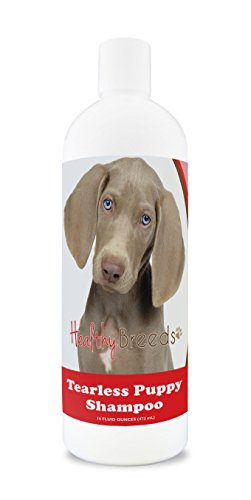 oo Conditioner Puppies Weimaraner - OVER 100 BREEDS - Nourishes & Moisturizes Growth - Safe Flea Tick Topicals - 16 oz ()