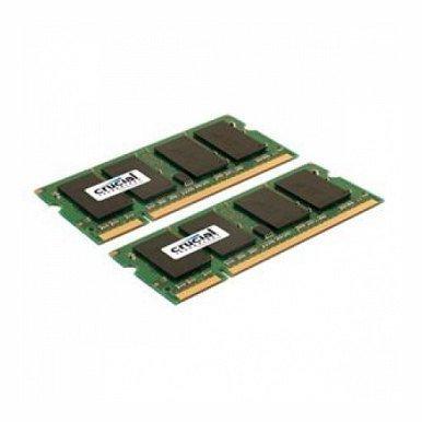 CRUCIAL CT2KIT25664AC667 4GB (2GBx2) DDRM SODIMM