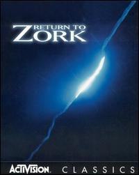 Return to Zork (Jewel Case)
