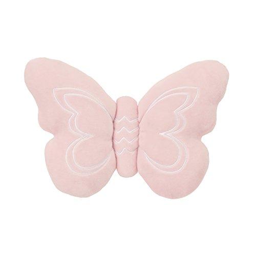 NoJo Dreamer - Pink Plush Butterfly (Butterfly Pillow)