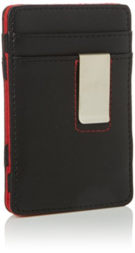 Troika Magic Wallet Magic Wallet Black Red by 18xIfTfv