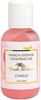 product image for Camille Beckman Hand and Shower Cleansing Gel, Signature Camille, 2 Ounce