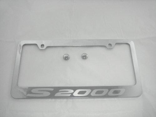 s2000 license plate frame - 6
