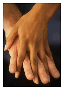 Amazon interracial greeting card vi health personal care interracial greeting card vi m4hsunfo