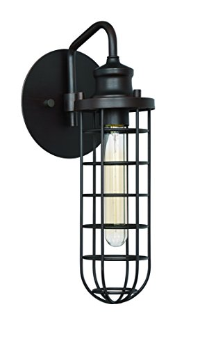 Litex Outdoor Wall Light Fixture