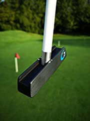 Eliminate the yips and jerkiness in your putting stroke and perfect your strike & distance control with the GForce Putter. Our unique putter head design will enable you to swing on the perfect 13 degree arc indicating if the face is open ...