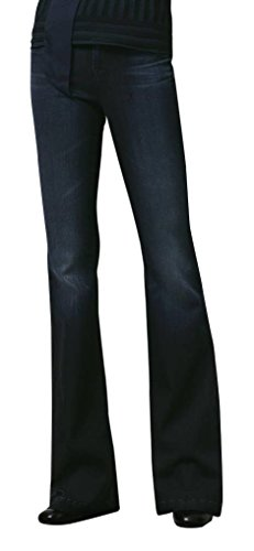 J Brand Jeans Women's Maria High Rise Flare Jean, Dark Innovation, 26 by J Brand Jeans