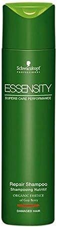 Schwarzkopf Essensity Superb Care Performance With Organic Essence Of Goji Berry Repairing Shampoo 250 ML by Schwarzkopf