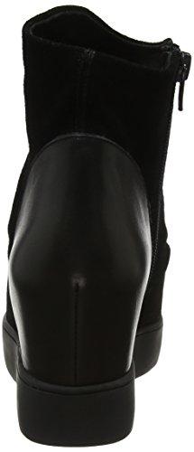 the Femme S Black Noir 111 Bottes Trish Bear Shoe Black SXqgdwCwx