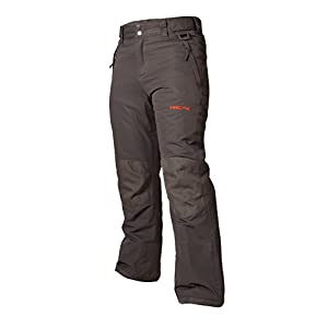 Arctix Youth Snow Pants with Reinforced Knees and Seat, Charcoal, X-Small
