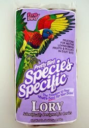 Pretty Bird Species Specific Lory Bird Food (3 -