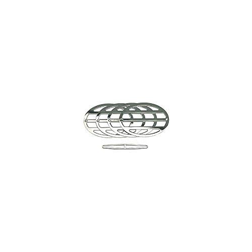 Eckler's Premier Quality Products 25128147 Corvette Taillight Louver Set ()