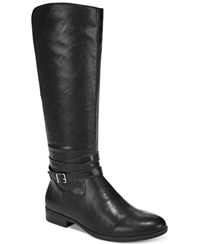 - Style & Co. Womens Keppur Closed Toe Over Knee Fashion Boots Black Size 8.5 M US
