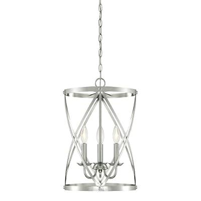 Westinghouse Isadora Three-Light Indoor Chandelier