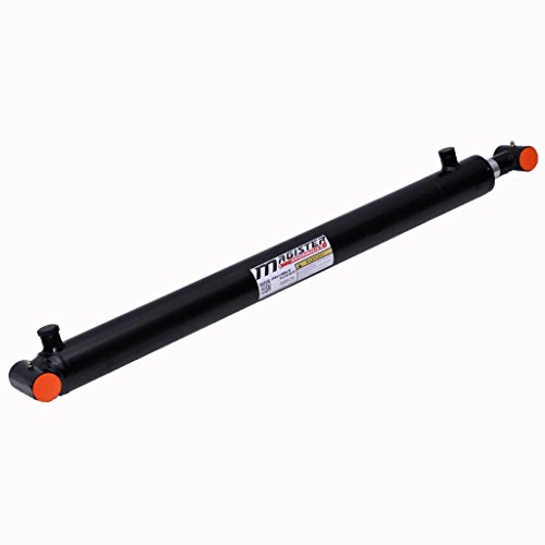 (Hydraulic Cylinder Welded Double Acting Cross Tube (2x24))